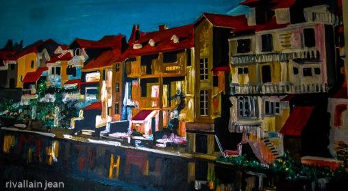 Peinture Amsterdam